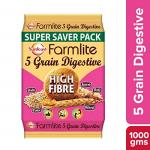India Desire : Buy Sunfeast Farmlite Digestive High Fibre Biscuits, 1kg at Rs. 110 from Amazon