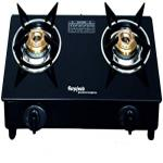 India Desire : Buy Suryajwala Stainless Steel 2 Burner Gas Stove, Black at Rs. 1375 from Amazon [Selling Price Rs 1900]
