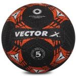 India Desire : Buy Vector X STREET-MANIA-BLK-RED-5 Football at Rs. 320 from Flipkart [MRP Rs 799]
