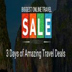 India Desire : Via Biggest Online Travel Sale 9th-11th Dec 2015