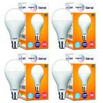 India Desire : Buy Wipro Garnet Base B22 20-Watt LED Bulb (Pack of 4, White) At Rs 949 From Amazon [Regular Price Rs 1960]