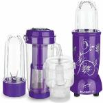 India Desire : Buy Wonderchef Nutri-blend CKM Purple 400 W Juicer Mixer Grinder(Purple, 3 Jars) at Rs. 2690 from Flipkart [Regular Price Rs 3190]