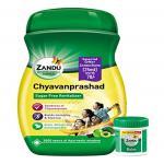 India Desire : Buy Zandu Chyawanprashad - 900 g with Zandu Balm - 25 ml at Rs. 247 from Amazon