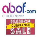 India Desire : Abof Clearance Sale : Flat 70% Off On Clothing + Extra 15% Cashback On All Prepaid Orders