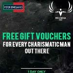 India Desire : Abof Free Gift Voucher Offer : Purchase Any Peter England Clothing & Win An Assured Gift Voucher Free