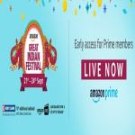 India Desire : Amazon Great Indian Festival Sale Offers 20th-24th September 2017: 70% Off Diwali Offers+ Mobile Deals