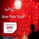 India Desire : Air Asia New Year Sale : Book Flights From Starting Price Rs 899 At Via.com