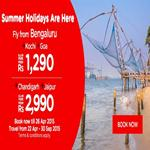 India Desire : Air Asia Flight Booking Offer: Air Asia Flights from Rs. 1290