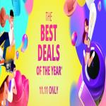 India Desire : Aliexpress 11.11 Global Shopping Festival Offers & Deals: Top Deals From Biggest Shopping Festival