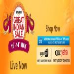 India Desire : Amazon Great Indian Sale 2017 Offers : Best Mobile Deals + Extra 15% Citi Bank Discount