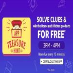 India Desire : Amazon App Treasure Hunt 9th March : Find Clue Answers And Get Re 1 Fashion Products