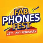 India Desire : Amazon Fab Phones Fest Offer: Upto 40% Off + Flat 10% Off Via Kotak Bank Credit Cards [26th To 29th Feb 2020]