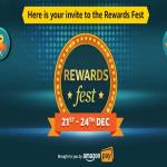 India Desire : Amazon Rewards Fest : Get  Upto 100% Reward Cashback On Scan & Pay UPI Payment, Food Order & Much More