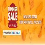 India Desire : Amazon Summer Sale 4th To 7th May 2019: Get Upto 80% Discount On Fashion & Electronics + Extra 10% Off With Sbi Bank Cards