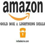 India Desire : Amazon Lightning Deals 17th January 2017 Upto 90% Off Products