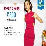 India Desire : Askme grocery Refer And Earn Free 500 Worth Of Gift Voucher/Coupon Code