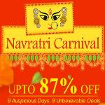 India Desire : Askmebazaar Navratri Special Sale : Upto 87% Off 9 Auspicious Days 9 Unbelievable Deals #Navratri Carnival