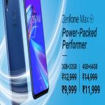 India Desire : Asus Zenfone Max M2 Flipkart Price @Rs 9999: Next Sale Date 20th Dec @12PM, Launch Date, Specifications & Buy Online