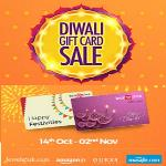 India Desire : BookMyShow Diwali Gift Card Sale : Buy BMS Gift Card & Get Assured Amazon Gift Voucher [14th Oct To 2nd Nov 2016]