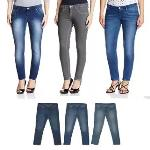 India Desire : Flipkart- Get Upto 85% Off On Provogue Women Jeans From Rs. 306 Only