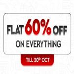 India Desire : Brand Factory Offers: Get Flat 60% Off On Everything Shopping From Brand Factory [Valid Till 20th Oct 2019]