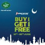 India Desire : Brand Factory Shopping Sale : Buy 1 Get 1 Free Offer From 16th To 25th June