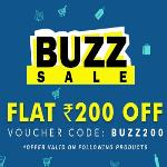 India Desire : Printvenue Buzz Sale: Flat Rs. 200 Off On All Orders [No Minimum Purchase]
