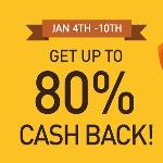 India Desire : Citrus Cashback Week: Get Upto 80% Cashback