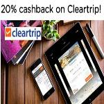 India Desire : Cleartrip Mobikwik Offer : Get 6% Cashback On Cleartrip With Mobikwik Wallet