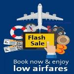 India Desire : Cleartrip Airline Flash Sale: Book Domestic Airfares At Start Price Rs. 1489 From Cleartrip