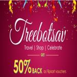 India Desire : Cleartrip Flipkart Voucher Offer : Book A Treebo Hotels From Cleartrip & Get 50% Cashback As Flipkart Voucher