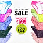 India Desire : Clovia Coupons & Offers : Get Upto Rs 100 Off Promo Codes On Bras, Panties & Nightwear [September 2016]