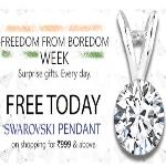 India Desire : Clovia Freedom From Boredom Week : [Independence Day Offers] Get Free Gifts Every Day