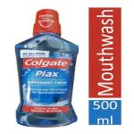 India Desire : Buy Colgate Plax Pepper Mint Mouthwash - 500 ml At Rs. 108 From Paytmmall [MRP Rs 215]