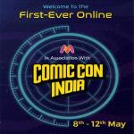 India Desire : Myntra Comic Con India Sale 8th-12th May: Get Upto 70% Off On Marvel, DC, GOT, Harry Potter Printed Clothing