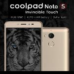 India Desire : Buy Coolpad Note 5 On Amazon @ Rs 10999 Only : Other Coolpad Smartphones For Open Sale