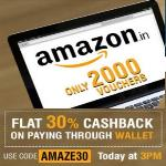 India Desire : Crownit Amazon Offer: Flat 30% Cashback On Amazon Gift Voucher From Crownit App [12th March @3PM]