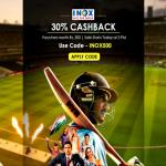 India Desire : Crownit INOX Movie Voucher Offer: Flat 30% Cashback On INOX Movie Voucher Via Crownit App