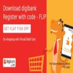 India Desire : Flipkart Digibank Virtual Debit Card Offer : Get Rs 200 Cashback On Rs 250 At Flipkart Through Digibank Virtual Debit Card