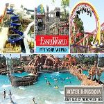 India Desire : Buy EsselWorld & Water Kingdom Entry Ticket Rs. 10 (Senior Citizen) Or Rs. 340 (Kids & Adults) + Extra 20% Cashback With Paytm wallet
