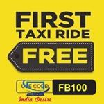 India Desire : Taxiforsure First Free Ride upto Rs 100: FB100