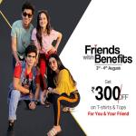India Desire : FBB Online Fashion Offers : Register & Get Rs 300 Off Coupon On Rs 599 Shopping At FBB/Big Bazaar Stores