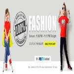 India Desire : Firstcry 100% Cashback Between 11pm To 11:11pm On 15th April At Entire Fashion Range - [FHN100APR]