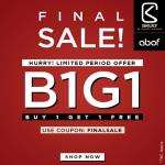 India Desire : Abof Bogo Sale : Buy 1 Get 1 Free On Mens & Womens Clothing And Accessories