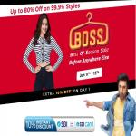 India Desire : Flipkart Best Of Season Sale : Get Upto 80% Off On Fashion Products + Extra 10% Off WIth SBI Bank Cards [11th To 15th June 2019]
