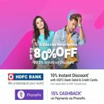 India Desire : Flipkart Fashion Days Sale: Upto 80% Off + Flat 10% Off Via HDFC Cards On Clothing, Footwear & Fashion Accessories [22nd To 25th June]
