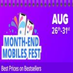 India Desire : Flipkart Month-End Mobile Fest Sale- Get Upto Rs 5000 Off On Smartphones + Extra 5% Axis Bank Discount [26th To 31st Aug 2019]