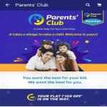 India Desire : Flipkart Parents Club : Join & Get Flat Rs 100 Off On Rs. 100 Shopping At Flipkart [Selected Users]