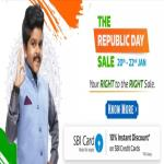 India Desire : Flipkart Republic Day Sale 20th-22nd Jan 2019: 26th January Mobile Offers + Extra SBI Bank Discount