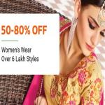 India Desire : Flipkart Womens Clothing Offer : Get Flat 85% Off On Gen-x Womens Camisoles Just At Rs 103 Only